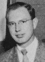 Elmer A. Sewert (Industrial Arts Teacher)