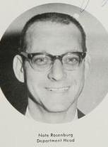 Nate Rosenberg (Faculty)