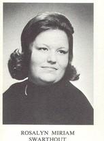 Rosalyn M. Swarthout*