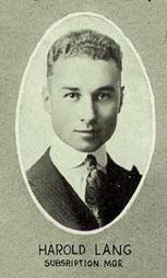 Harold Lang