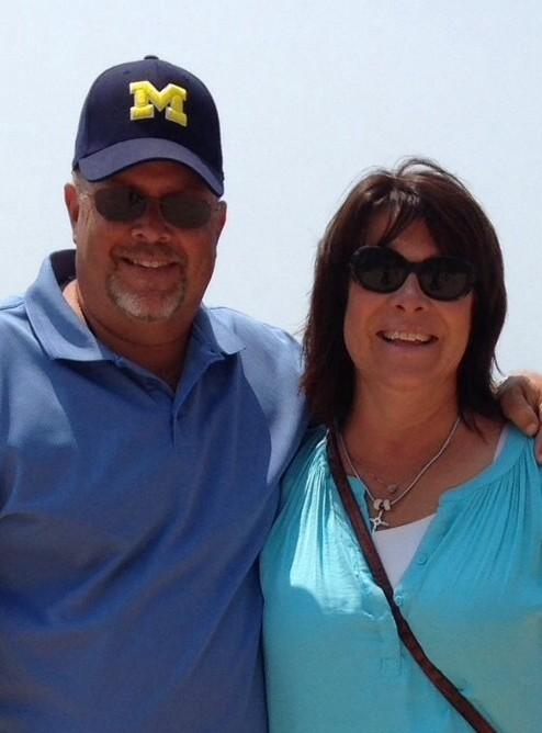 Jerry and Debra Barron