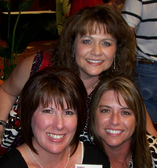 Me, Christie and Carrie Laffoon (now Christie Turley and Carrie McCall) - 157541