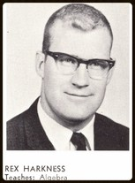 Rex L. Harkness (1966 Math, Coach)