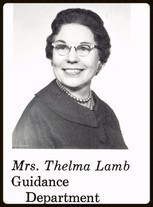 Thelma Lamb (1965 Counselor)