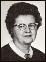 Helen Adele Breckenfeld (1964-1974 Geometry)