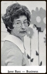 Jane Ophelia Bass (1976 Business)