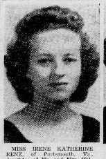 Irene Katherine Renz (Ritch)