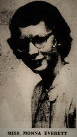 Monna Belle Everett