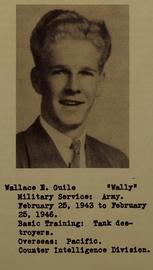 "Wallace Earle ""Wally"" Guile"