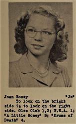 Joan Marie Roney (Milham)