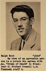 Ralph Ernest Root