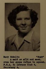 Mary Schultz (Sherman)
