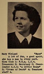 Mary Wieland