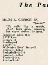 Miles Church Jr.