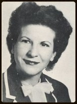 Betty June McGowan (1957 Homemaking)