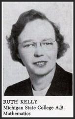 Ruth Kelly