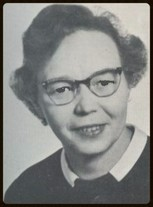 Ruth Ingrid (Peterson) Kelly (1957 Math)