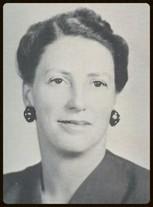 Jeannette Henrietta Halliday (1957 Biology)