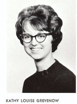 "Kathleen Louise ""Kathy"" Grevenow (Pudwill)"