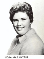 Nora Mae Havens (Thorpe)