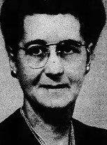 Lucile Pryer (1946 History And Librarian)