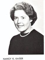 Nancy K. Kaiser (Potter)