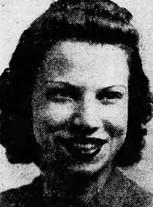 "Margaret Elizabeth ""Peggy"" Dorn (Tarpoff)"