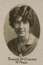 Fannie Edna Williams (Beaumont)