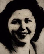 Doris Lucille Cole (Salutatorian) (Kremer)