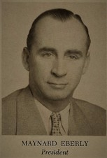 Maynard Eberly (1953 Sch Bd Pres)