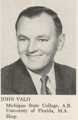 John Valo (1953 Shop)