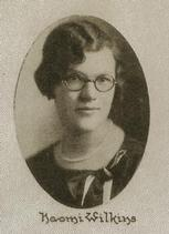 Naomi E. Wilkins (Whitmyer)