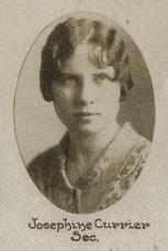 Josephine Ann Currier (Wilson)