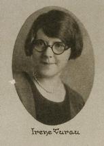 Irene M. Turau (Roosa)