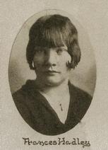 Frances Lois Hadley (Salmon)