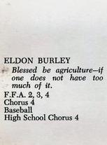 Eldon Burley