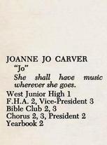 Joanne Carver
