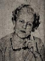 Elanor Arden (Parrott) Lumianski (School Nurse 1951-1952)