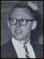 Douglas Toms (1959-1960 Math, Drivers Ed)