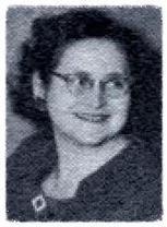 Jessie Wilzer (Geometry 1959-1960)