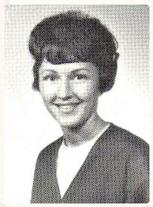 Margaret Berry (Business 1963-1964)
