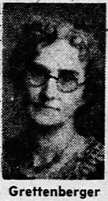 Minnie Grettenberger (Teacher 1888-1894)