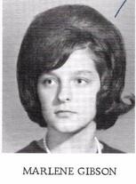 Marlene Gibson (Hedrick)