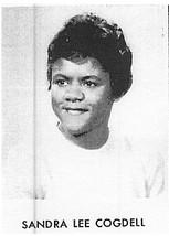 Sandra Lee Cogdell (Mc Iver)