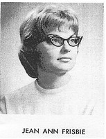 Jean Ann Frisbie