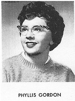 Phyllis Gordon (Woolbright)