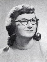 Yvonne Kay Hutchins (Hedrick)