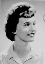 Judith Kay Eby (Weddle)