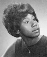 Jacqueline Beverly Green (Thompson)