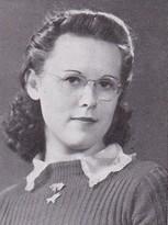Marjorie Jane Aumick (Hayes)
